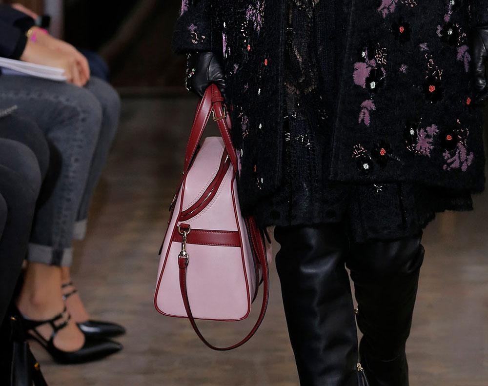 Valentino Debuts a Big New Day Bag for Pre-Fall 2017