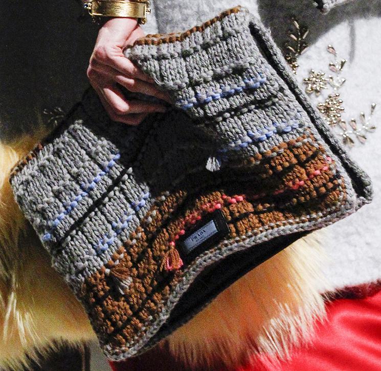Prada Fall Winter 2017 Runway Bag Collection