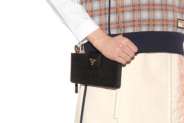 Prada Leather iPhone 6 Plus case
